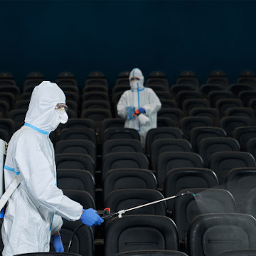 Cinema Cleaning