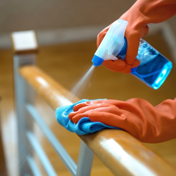 Vacate Cleaning 2